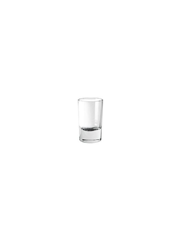 Indro Baby Shot Glass Clear X6