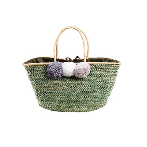 Beach Bag Green