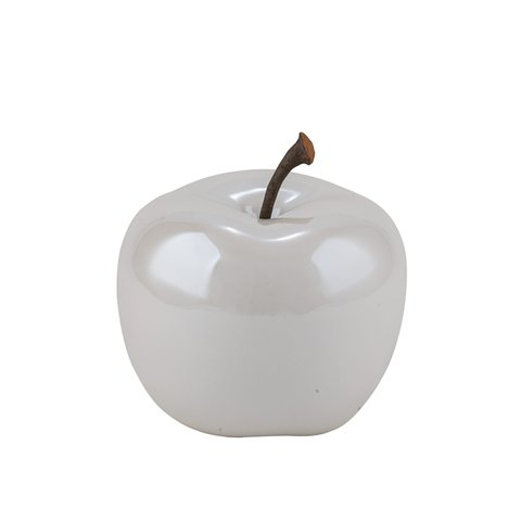 GEHL APPLE PEARL WHITE 15CM