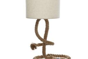 KAE ROPE FLOOR LAMP